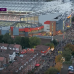 A Man Utd szurkolók szépen fogták magukat és hazamentek – VIDEÓ