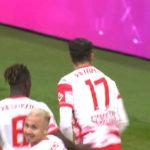 Szoboszlai Dominik beállt csereként, és gól szerzett a Fürth ellen – VIDEÓ